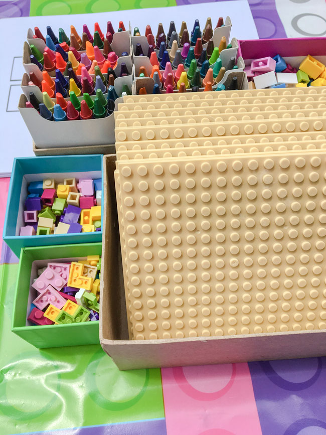 Lego Activity Station