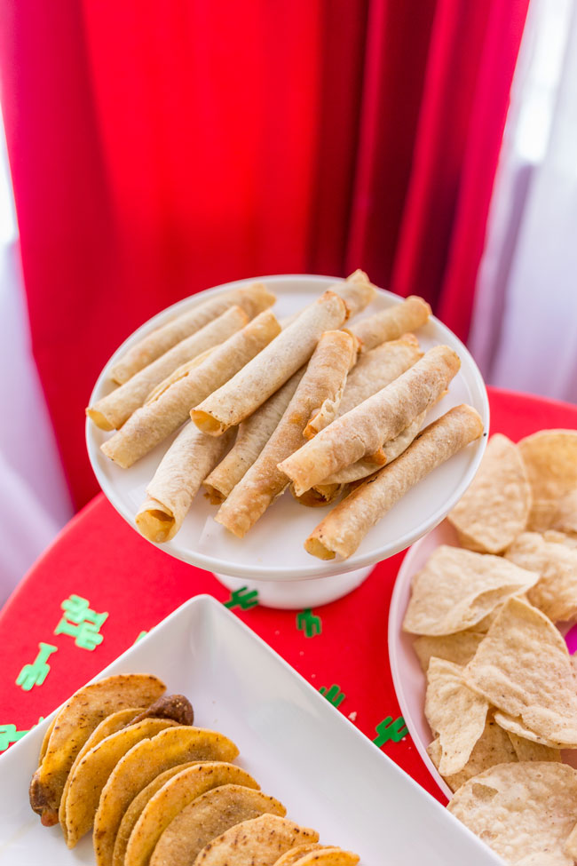 Taquitos - Party Food