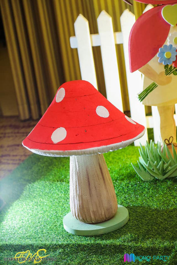 Mushroom Party Decoration