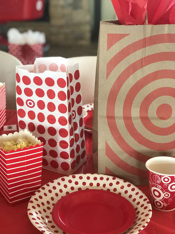 Red and White Party Supplies