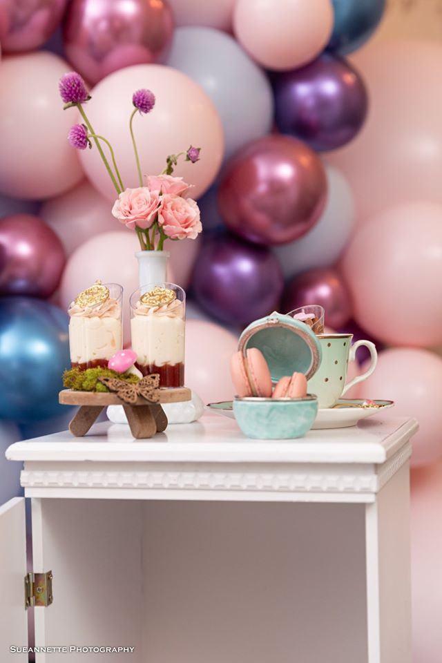 Alice In Wonderland Birthday Decor
