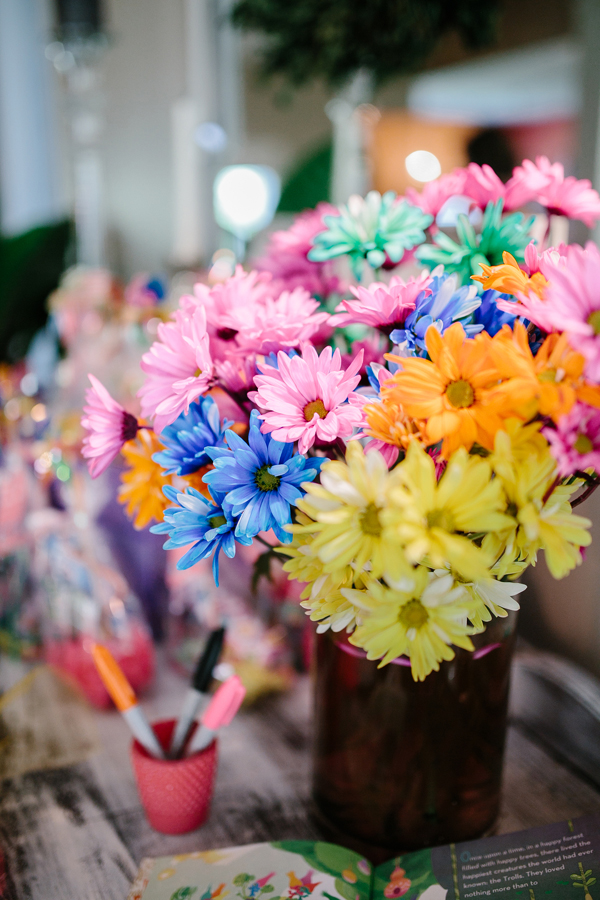 Colorful Flower Decoration