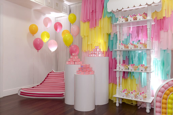 Rainbow Dream Party Decorations