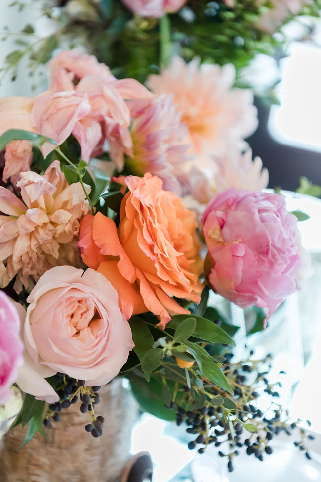 Gorgeous Baby Shower Flowers