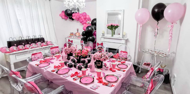 LOL Surprise Doll Party Ideas