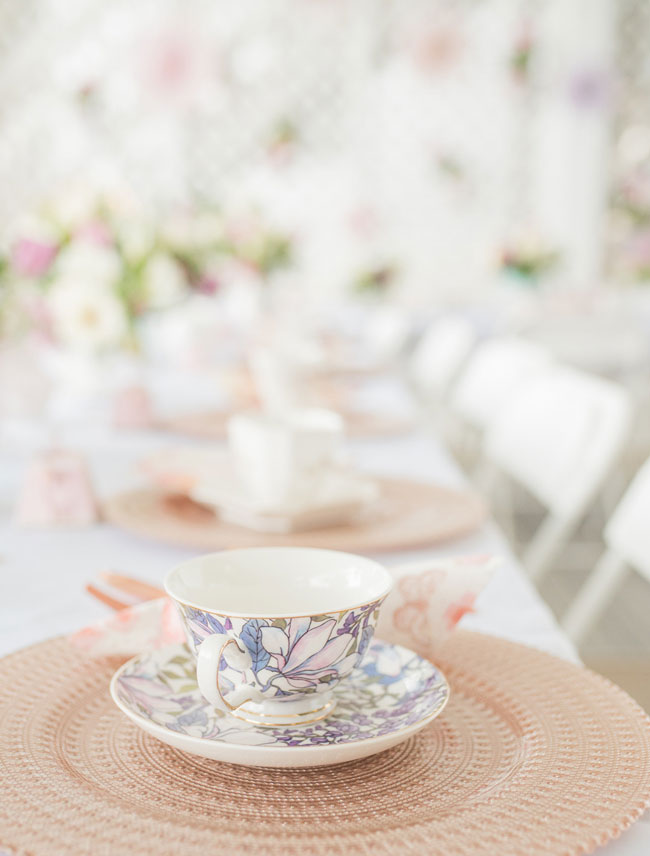 Bridal Shower Tea Cups