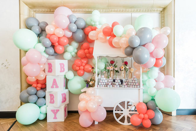 Woodland Animal Baby Shower Ideas
