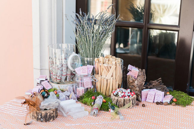 Woodland Animal Baby Shower Theme