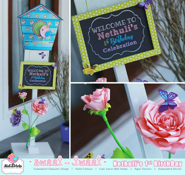 Bird Themed Party Decorations