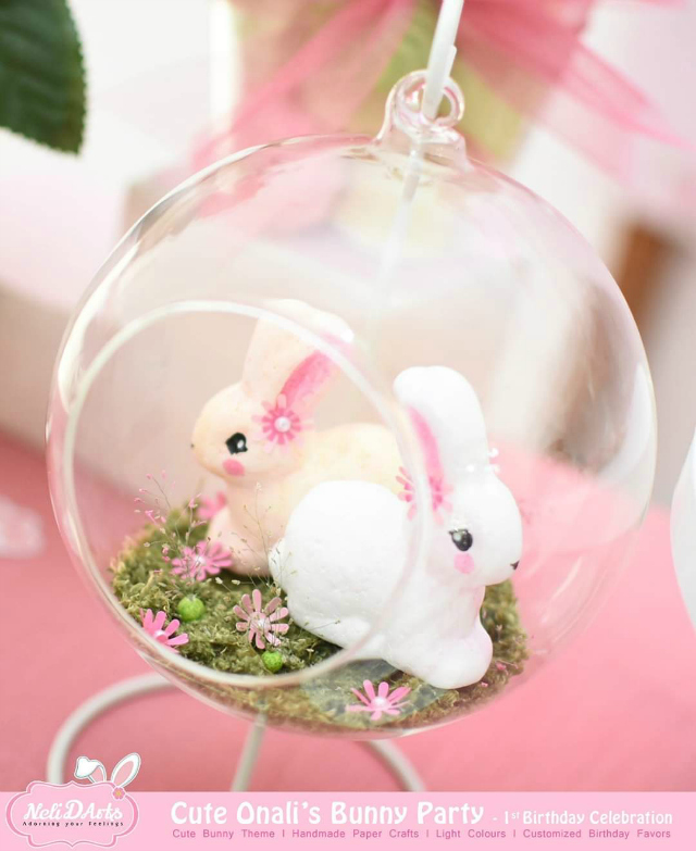 Bunny Birthday Decor
