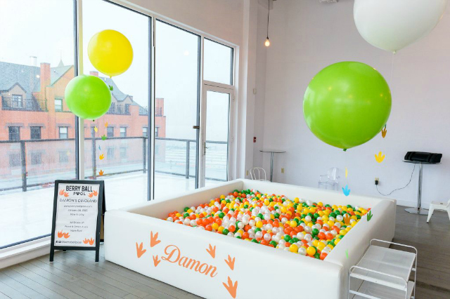 Dino Party Ballpit