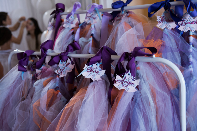 Frozen Party Tutus