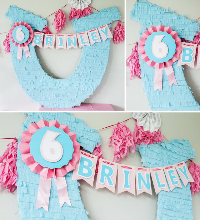 Spirit Horse Themed Party Decorations