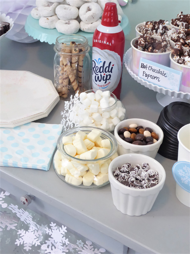 Hot Cocoa Toppings