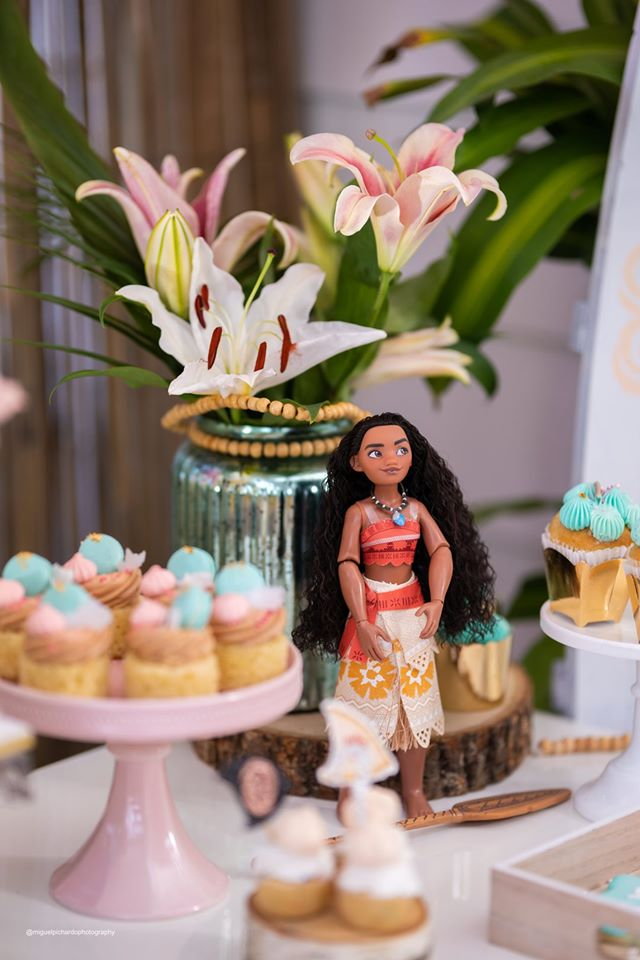 Moana Party Decor