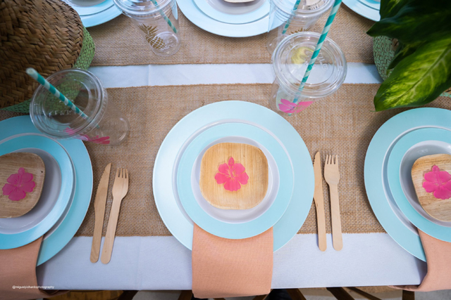 Moana Place Setting