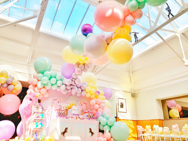 Pastel Unicorn Party Decorations