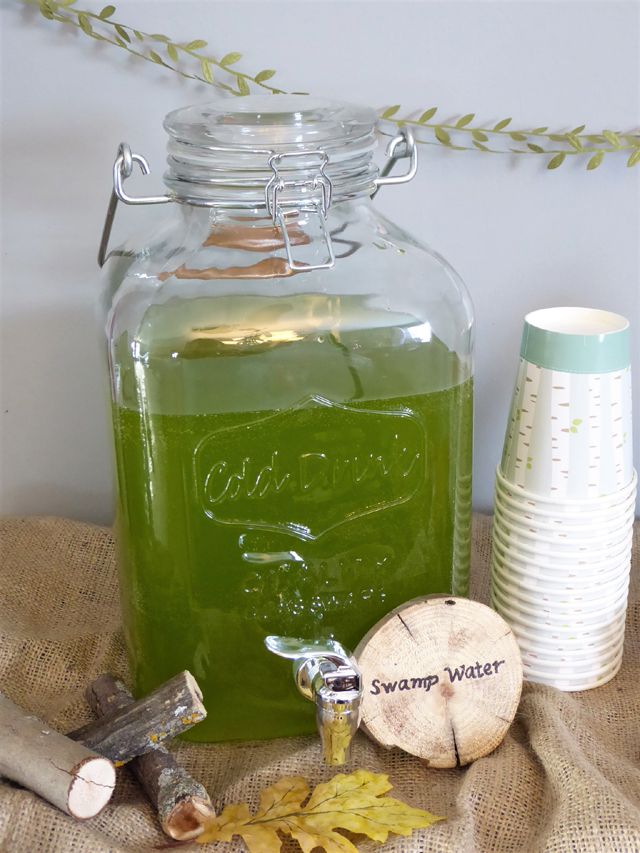 Swamp Water Punch