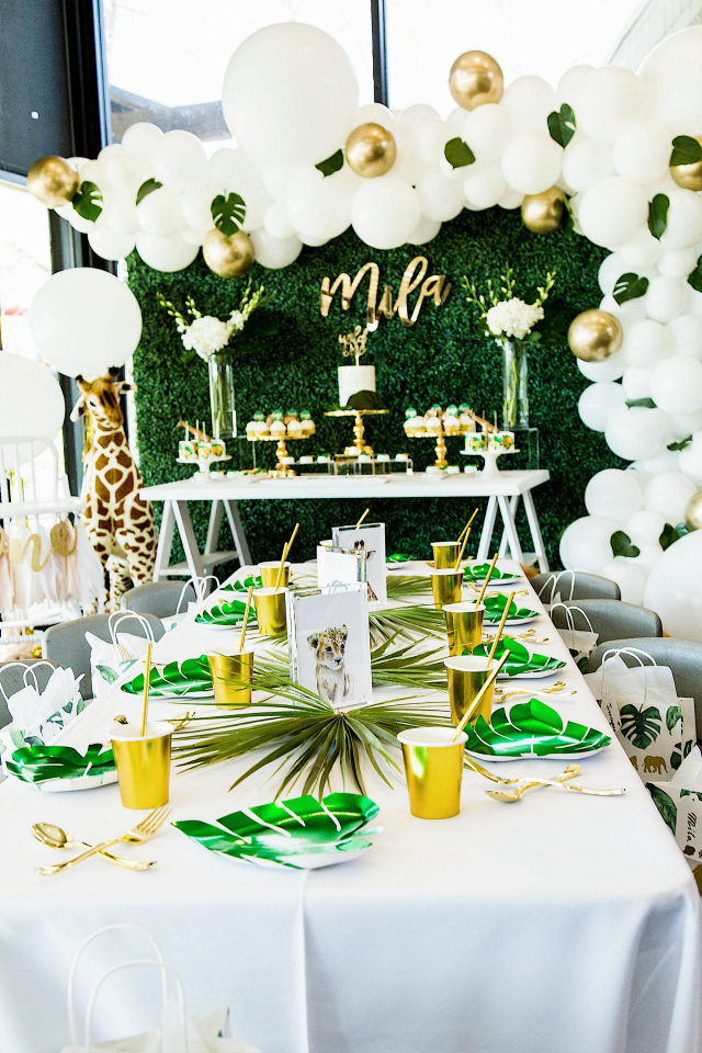 Wild One Party Ideas For Girls