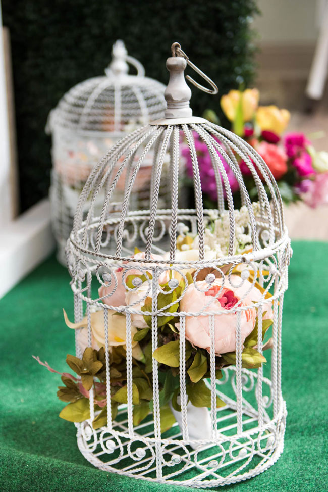 Whimsical Garden Party Decorations