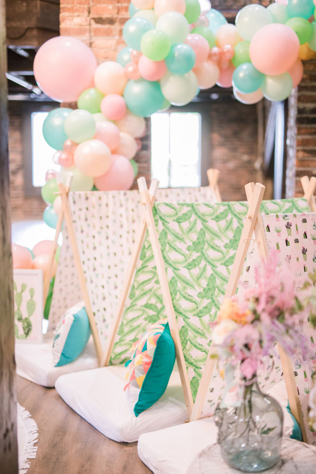 Teepee Party Tents