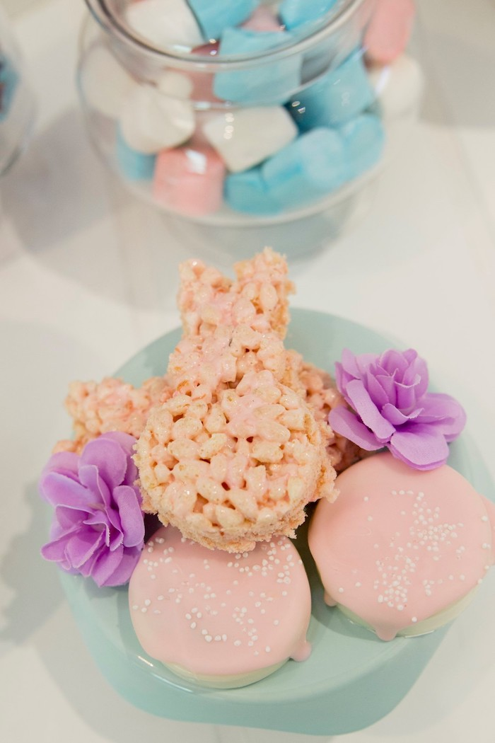 Some Bunny Is One Rice Krispies