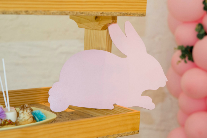 Some Bunny Is One Party Bunny Decoration