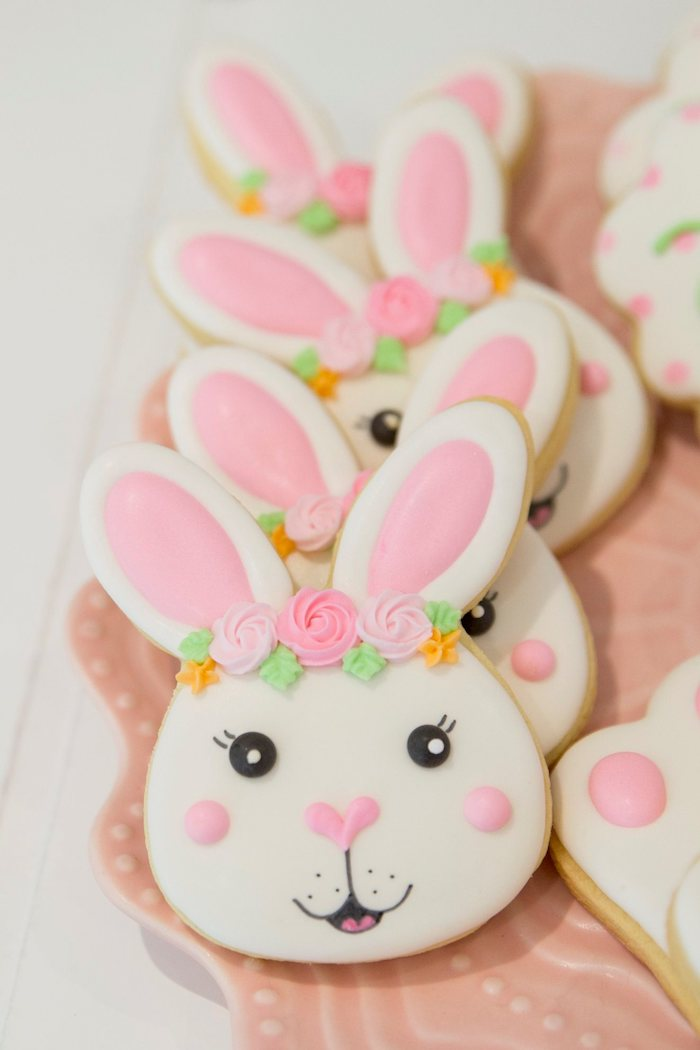 Some Bunny Is One Bunny Cookies