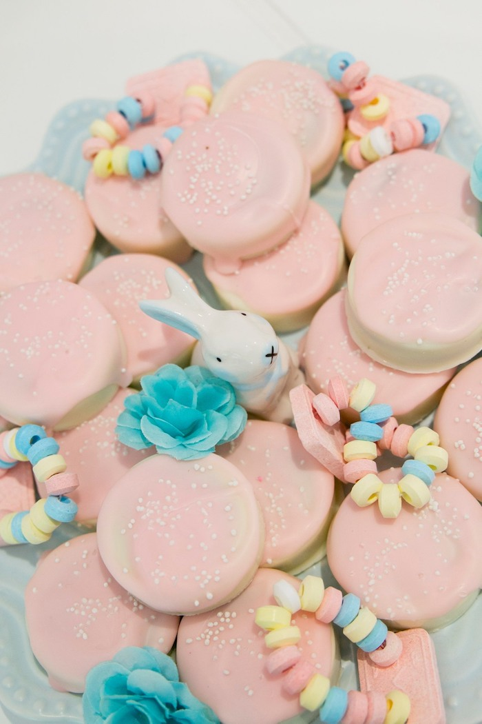 Some Bunny Is One Desserts