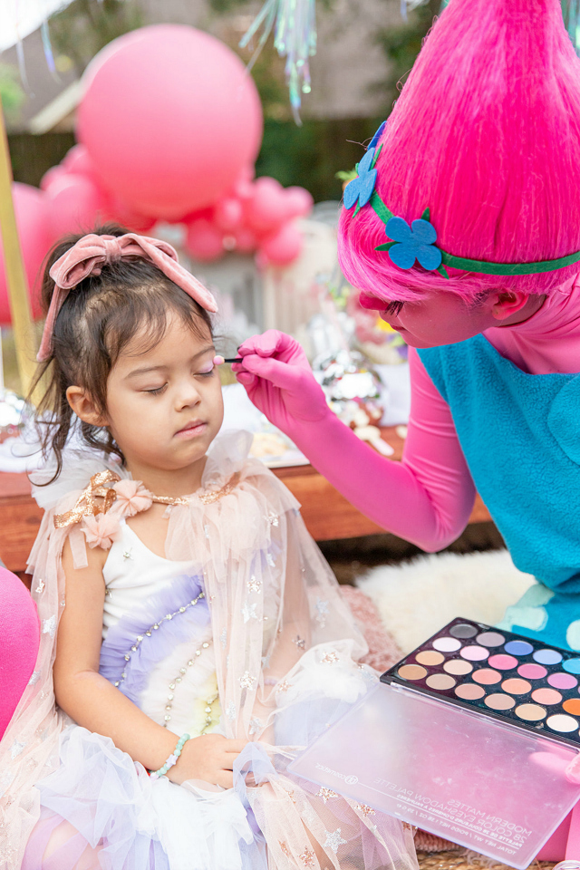 Makeup With Poppy
