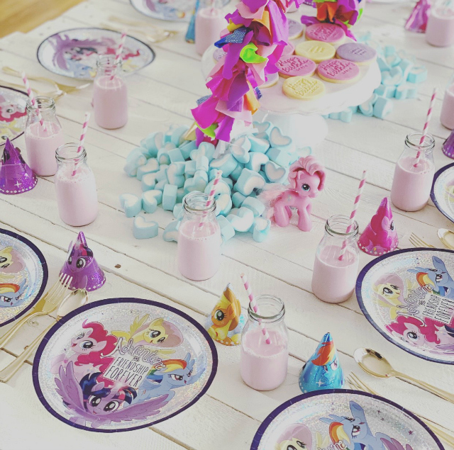My Little Pony Party Tableware