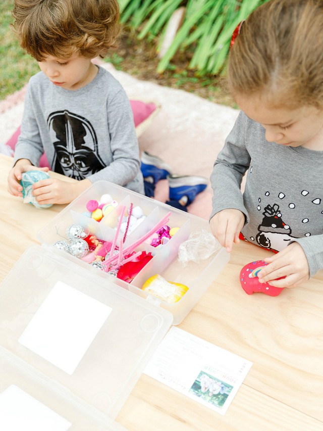 Slime Party Activity