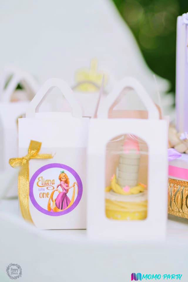 Tangled Themed Party Ideas
