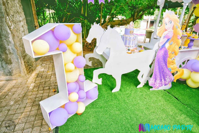Tangled Party Decorations