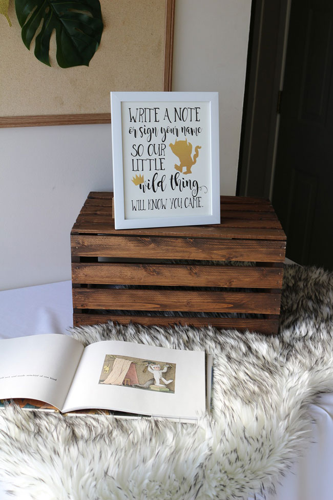 Where The Wild Things Are Themed Party