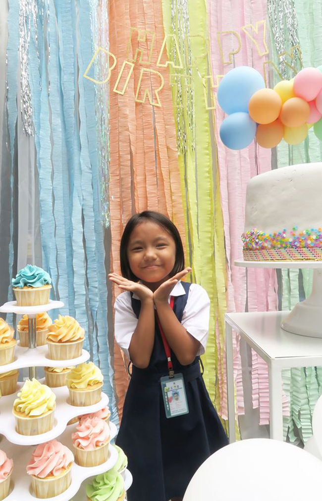 Pastel Rainbow Themed Party