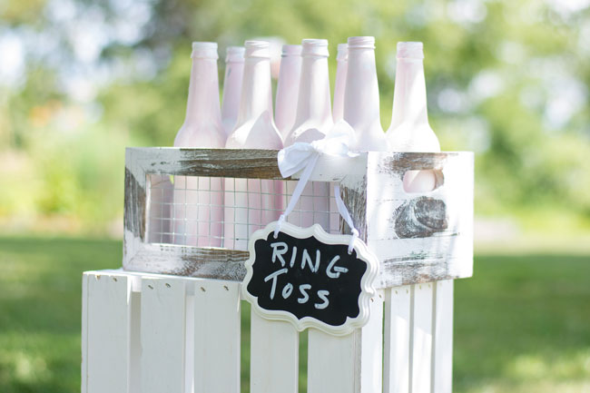 Garden Party Ring Toss Game