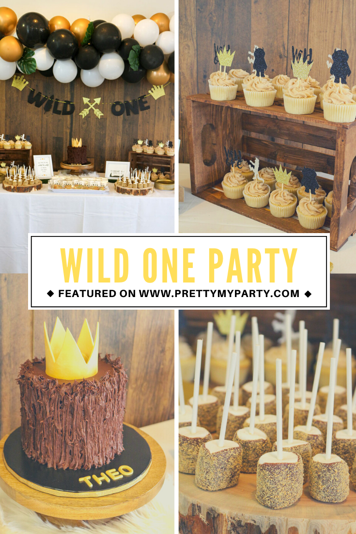 Where The Wild Things Are Birthday Party on Pretty My Party