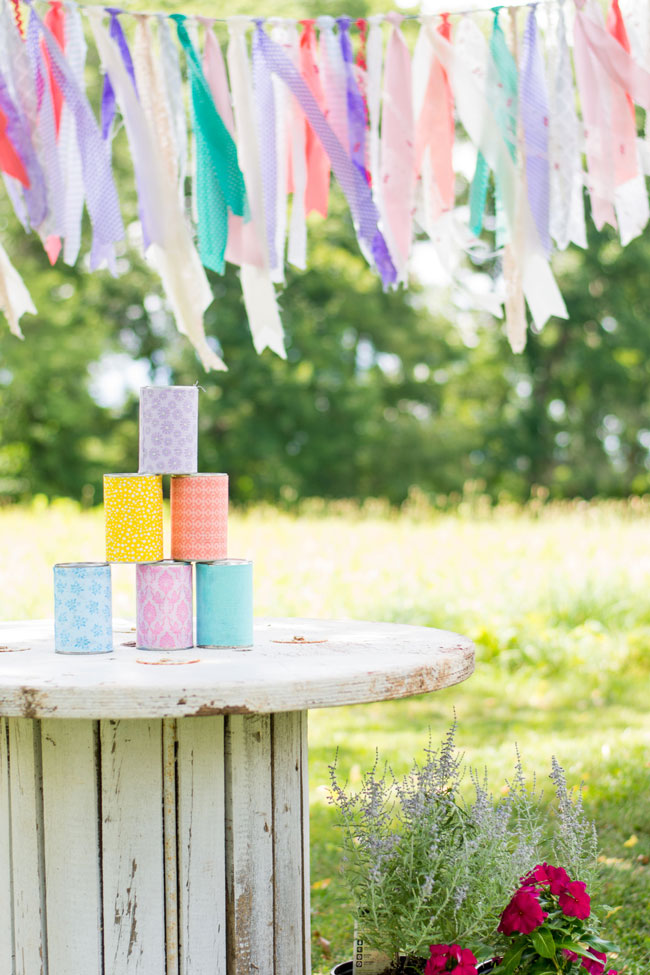 Whimsical Kids Garden Party Ideas