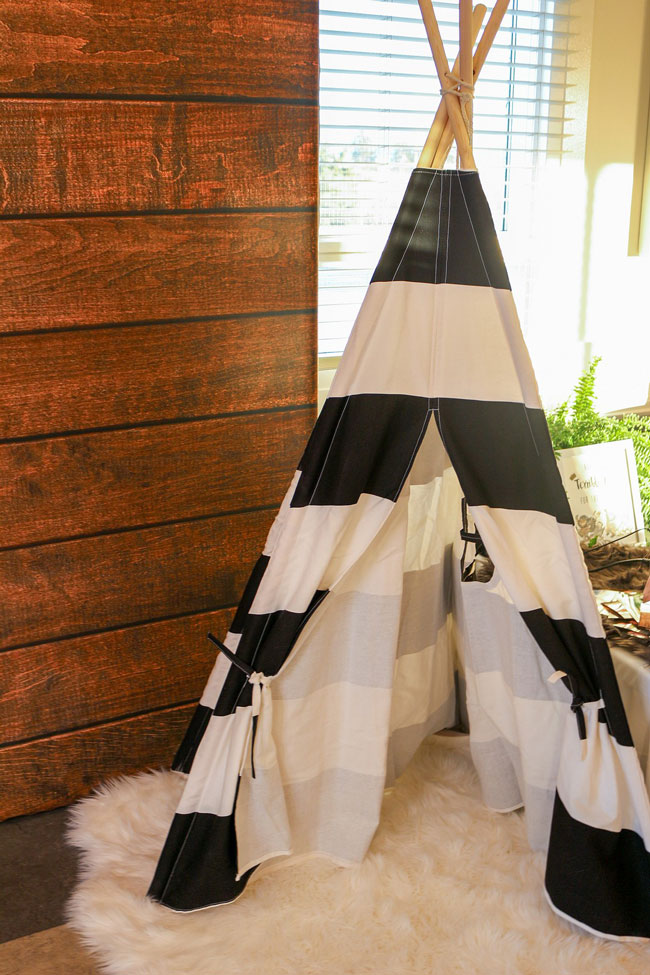 Where The Wild Things Are Party Theme Teepee Tent