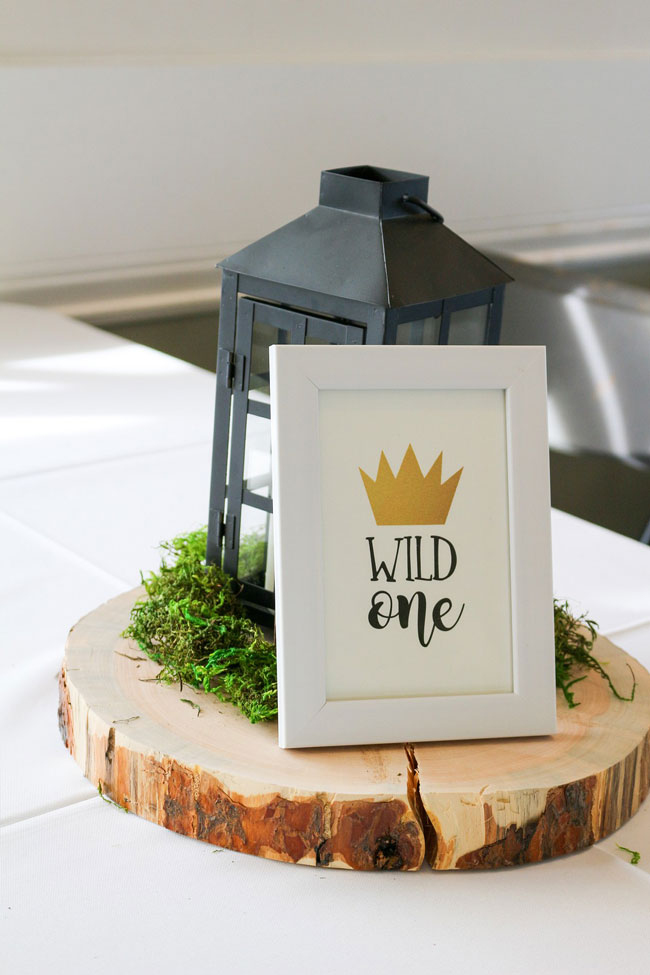 Where The Wild Things Are Birthday Party Wild One Sign
