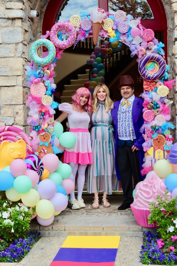 Whimsical Candyland Birthday Party Theme