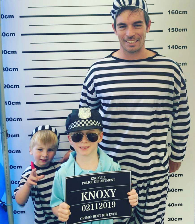 Cops and Robbers Party Costumes
