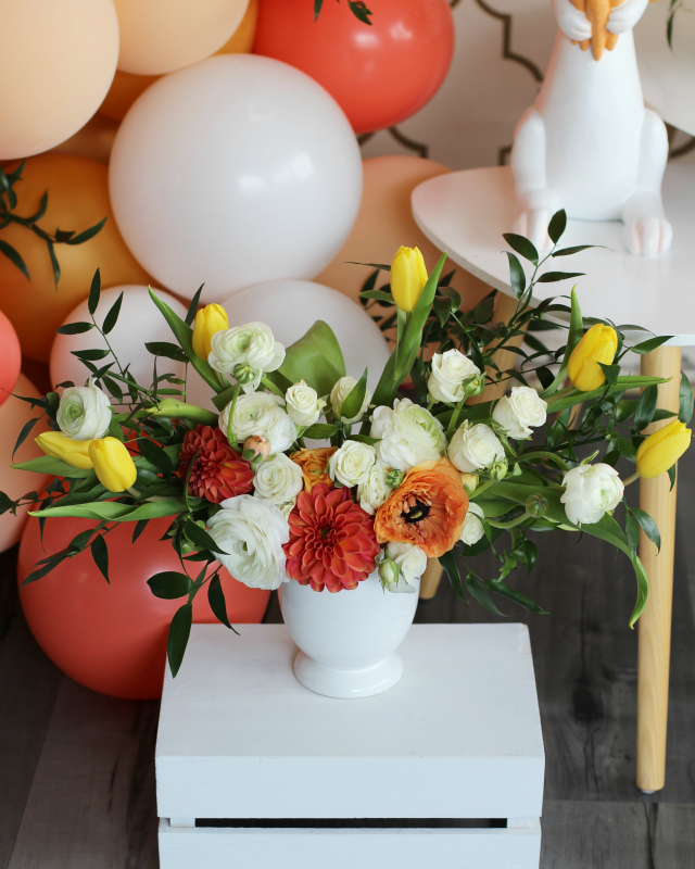 Gorgeous Easter Floral Arrangement
