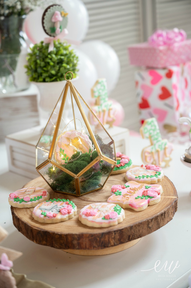 Enchanted Forest Slumber Party Desserts