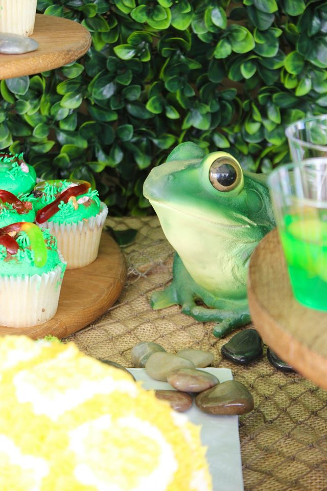 Bug and Reptile Party