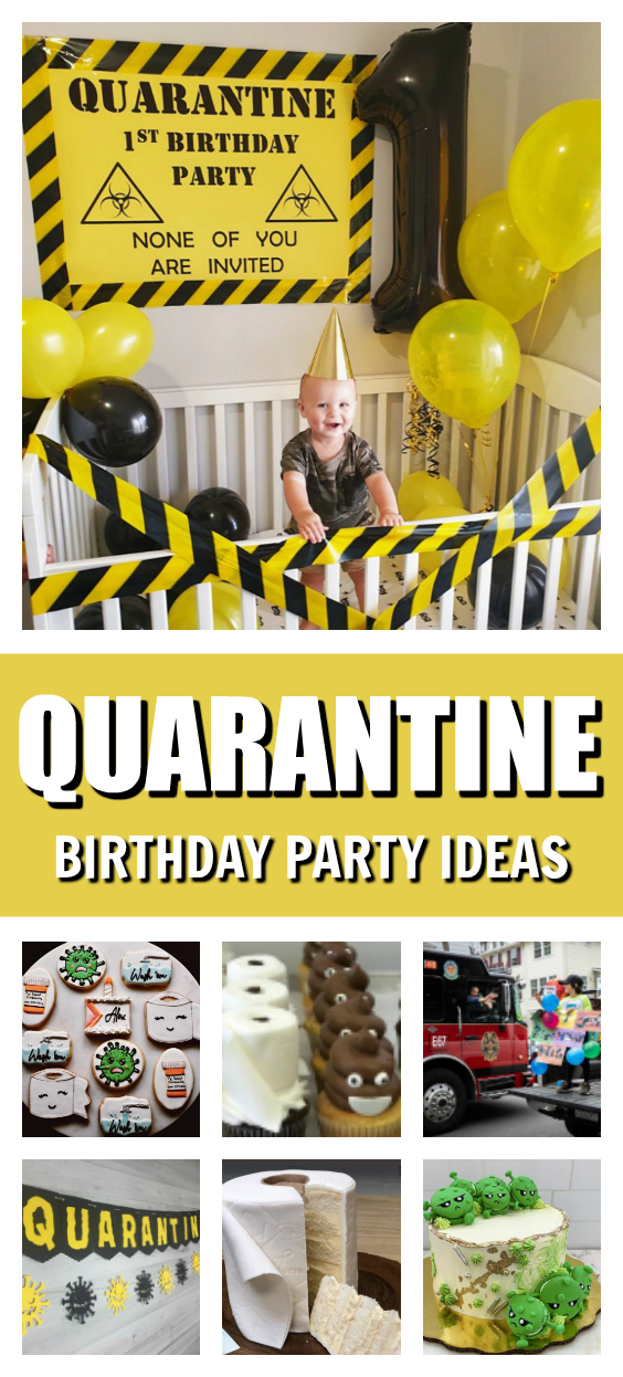 Fun Quarantine Party Ideas Pretty My Party Party Ideas