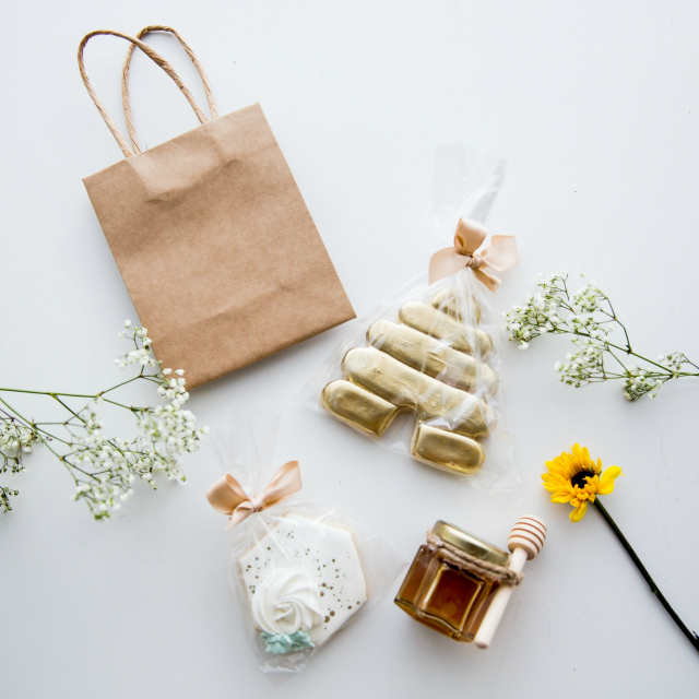 Honey Bee Party Favors
