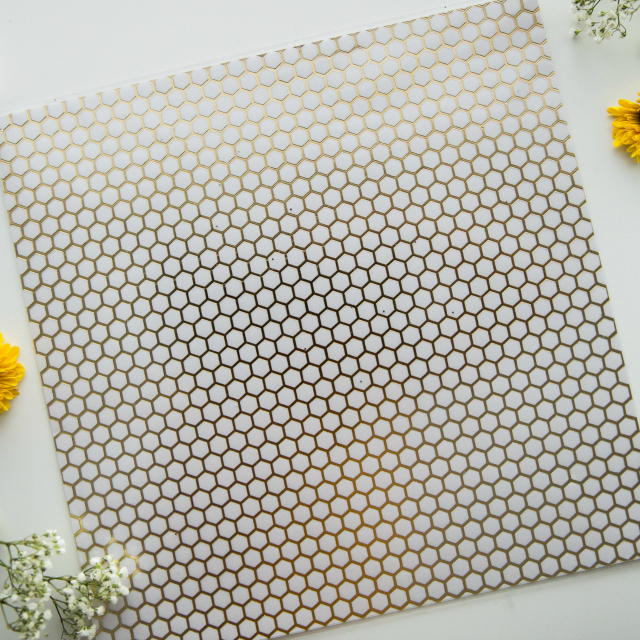 Honeycomb Party Placemats