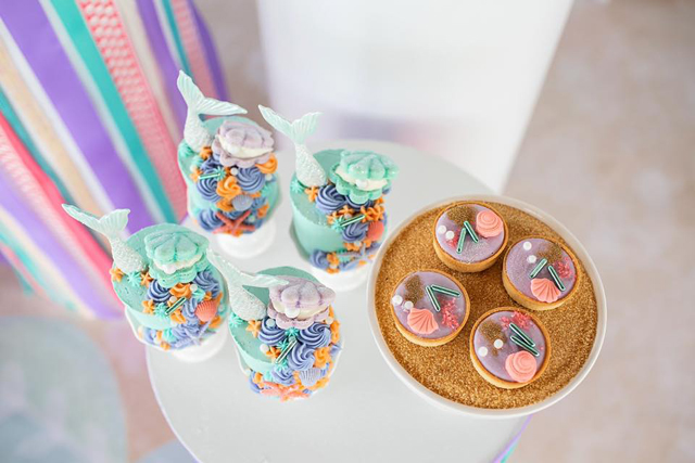 Mermaid Dessert Ideas